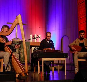 Tarab Trio (IRQ/IRN/D)